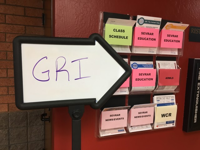 GRI Effective Strategies for Client Relationships – AAR 10/20/16