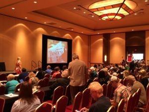 Iowa State Convention – 9/14/16