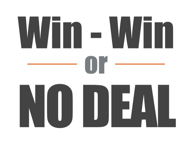 Win Win or No Deal – exp Realty 1/28/19